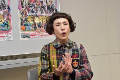 久本雅美インタビューカット (C)oricon ME inc.