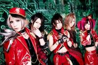 ヴィジュアル系ロックバンド・ν[NEU]の一員として2011年にメジャーデビュー