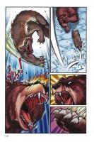 6/16ページ(『どっちが強い!? クロアナグマvsミツアナグマ ナメたら危険!小型猛獣』7章より)