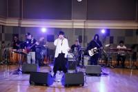Special Live Sessionでのパフォーマンスの模様(写真/中村嘉昭)