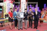 2014年9月当時のレギュラー出演者(左から)須黒清華アナウンサー、薬丸裕英、愛川欽也さん、峰竜太、山田五郎
