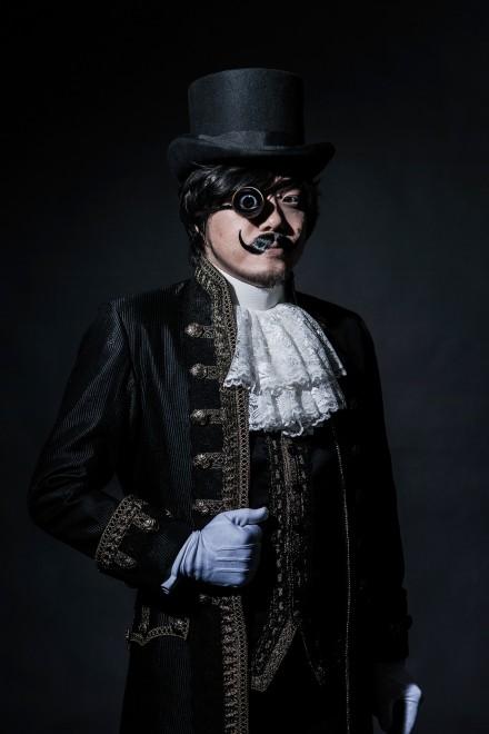 「株式会社闇」代表・頓花聖太郎(とんか・せいたろう)氏