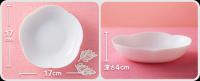 40周年を迎えた今年の『ヤマザキ春のパンまつり』景品の白いお皿デザイン