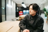 映画『ステップ』で主演する山田孝之