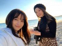 橋本環奈が16歳の上京当時からそばで支える和智マネージャー
