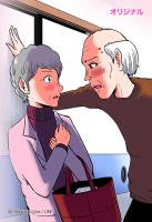 アニメ化されてパワーアップした「じいさん」カラー画像 敬老の日のマンガは記事でご覧あれ!