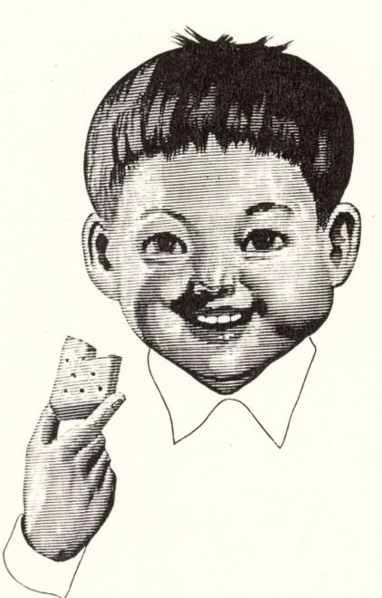 3代目ビスコ坊や(昭和31年〜)