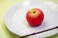 『林檎』 練り切り製 林檎餡