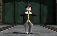 ソドー鉄道の局長「トップハム・ハット卿」
