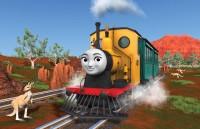 オーストラリアの鉄道で働く女の子機関車「タミカ」