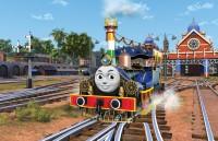 インドの鉄道で働く小さなタンク式機関車「ラジブ」