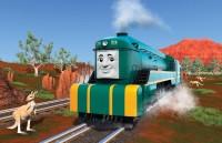 オーストラリアの鉄道で働く蒸気機関車「シェイン」