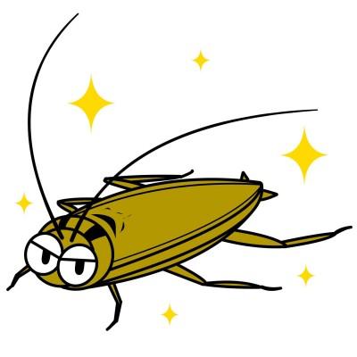 【デフォルメ】薬剤耐性を持つスーパーゴキブリ(3)