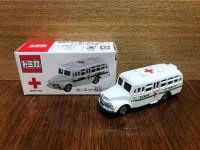 ボンネット献血バス
