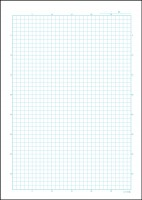 モスバーガー学習帳の中は…「ショウワノート」の5mm方眼