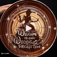 チョコレートだけで作られた職人アート