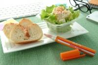 ボールペン型 ゆかり 使い方をレクチャー�A ご協力:三島食品