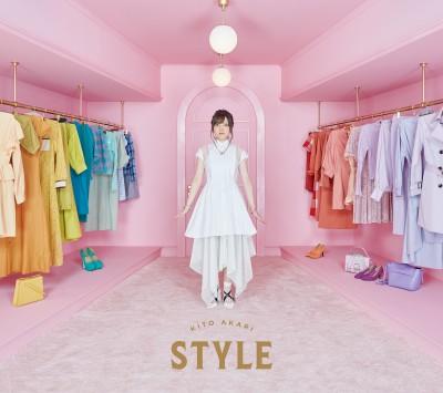 声優の鬼頭明里 1stアルバム「Style」を発売する