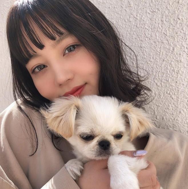 NANAMI(インスタグラムより/@nanami023)
