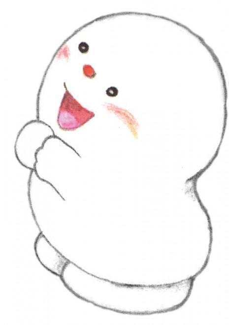 「アッチ・コッチ・ソッチの小さなおばけ」シリーズに登場するドッチ(C)角野栄子・佐々木洋子/ポプラ社