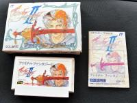 【めちゃくちゃ強かった敵〜RPG編〜】選出 ファイナルファンタジーII(1988年/スクウェア)「くろきし」