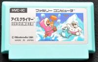 """【終わると険悪に?あの頃僕らは真剣だった""""対戦ゲーム""""】選出 アイスクライマー(1985年/任天堂)"""