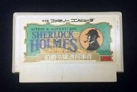"""【""""迷作""""だらけの「クソゲー」コレクション】選出  シャーロック・ホームズ 伯爵令嬢誘拐事件(1986年・トーワチキ) 【フジタ評】『エルナークの財宝』ほどではないが、お決まりの説明書に""""嘘""""の記述!ホームズがロンドンの住民を蹴り殺してお金を奪う無茶苦茶なアクションゲーム。ジャケットが""""渋い""""ホームズイラストなため、ジャケ買いしたらとんでもない物をつかまされました"""