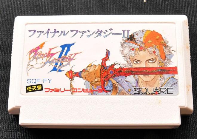 ファイナルファンタジーII(1988年/スクウェア) (C)oricon ME inc.