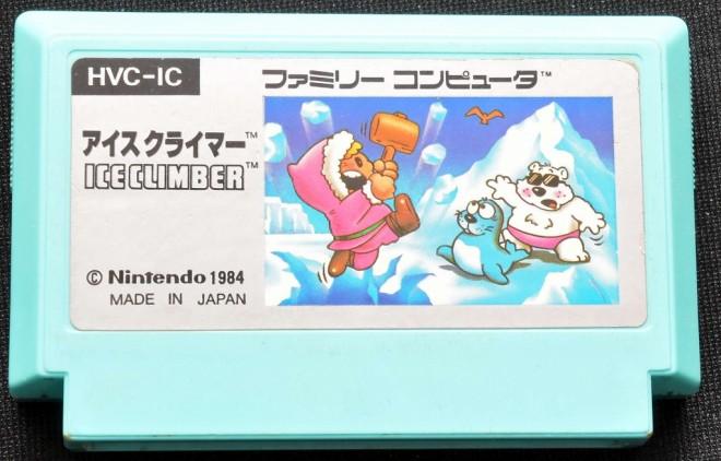 アイスクライマー(1985年/任天堂)