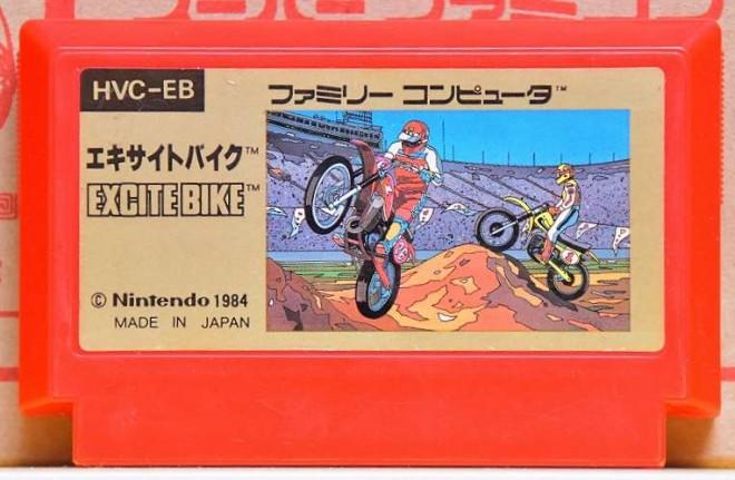 エキサイトバイク(1984年/任天堂) (C)oricon ME inc.