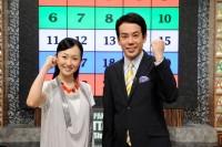 2代目司会者・浦川泰幸アナ(右)と加藤明子アナ(左)