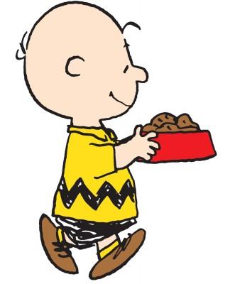 飼い主で主人公のチャーリー・ブラウン(C)2020 Peanuts Worldwide LLC
