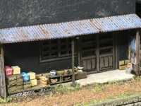 雑貨屋さん裏庭の小物たち
