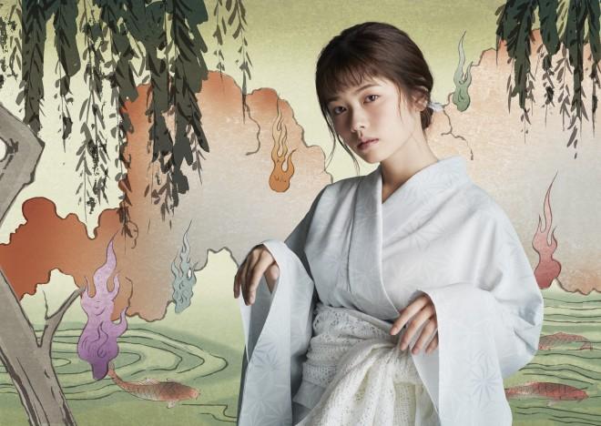 大倉孝二出演の新ドラマ『妖怪シェアハウス』で主演を務める小芝風花