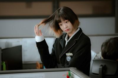 『梨泰院クラス』でチョ・イソ役のキム・ダミ