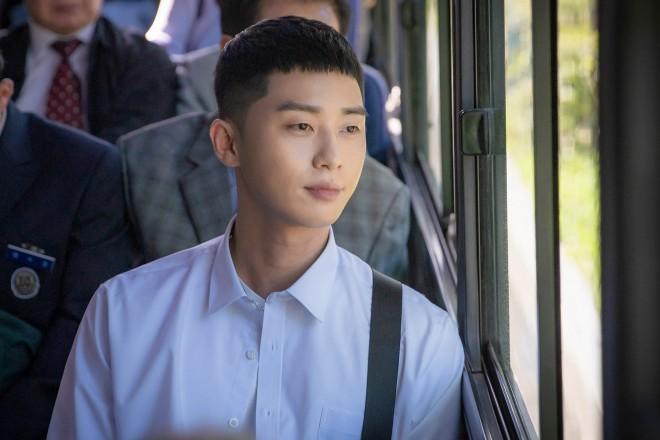 『梨泰院クラス』で主人公パク・セロイ役を演じた人気韓国俳優のパク・ソジュン