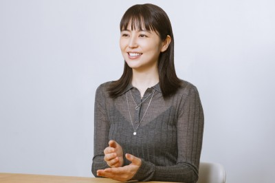 母親役で新境地の長澤まさみ(写真/逢坂聡)