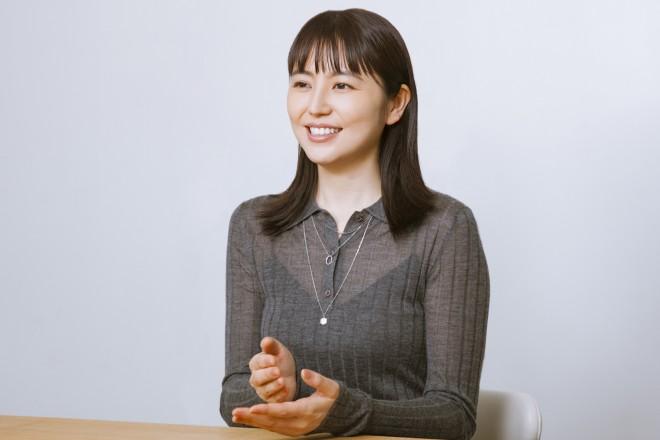 映画『MOTHER マザー』で主演を演じた長澤まさみ(写真/逢坂聡)