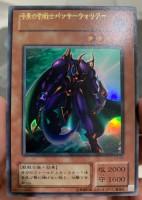 漆黒の豹戦士パンサーウォリアー(エラーカード)