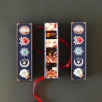 Ichigo ichiE(滋賀県長浜市)「まるでビジューのような、ローズペダル香る大人のチョコレート」