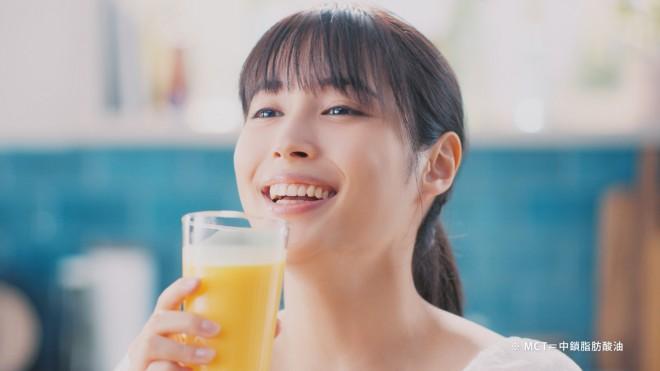 広瀬アリスが出演の『日清MCTオイル』CMより