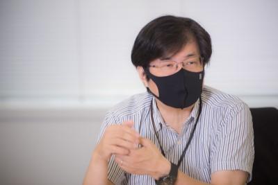 木谷高明氏