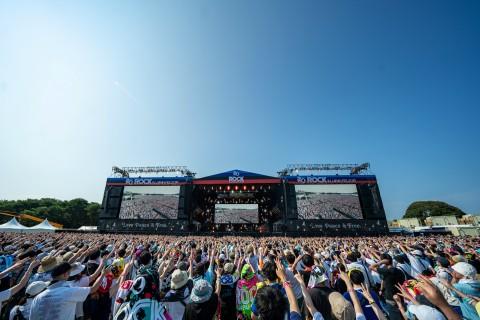 33万人以上を動員した昨年の「ROCK IN JAPAN FESTIVAL」