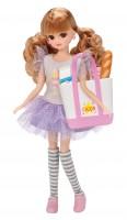 別売りのドレス『ハッピーショッピング』には、レジ袋代わりのショッピングバッグが付属