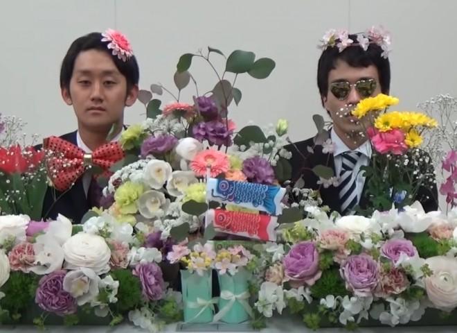 「日本トップクラスの優秀な人材がこんなことしてくれていると思うと、日本の未来は明るい」などの反響が寄せられている白石くん(左)とノダさん(右)