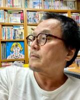 江口寿史氏近影