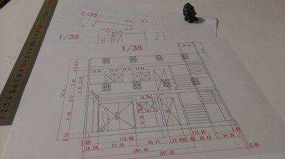 設計図を作り、丁寧に制作 制作・写真提供/shiro氏