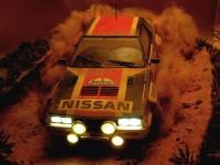 日産 240RS 1983ニュージーランドラリー