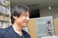 インタビューに答える白石昌則氏 (C)oricon ME inc.