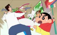 『映画クレヨンしんちゃん 激突!ラクガキングダムとほぼ四人の勇者』より